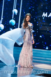 Malaysia - Evening Gown