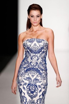 Tony Ward By Atelier Crocus Couture : Mercedes-Benz Fashion Week Russia S/S 2014