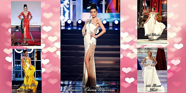 4.evening gown